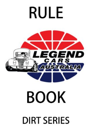 Legend Cars Australia Rule Book - Dirt Series