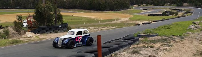 Legend Cars Australia - Asphalt Racing