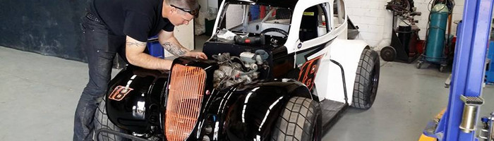 Legend Cars repair and maintenance