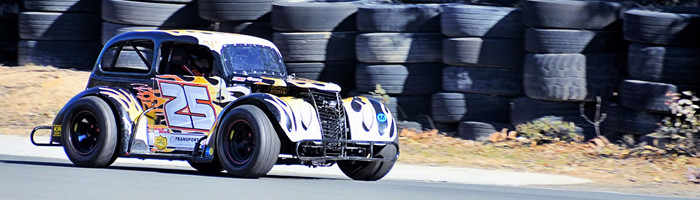 Hire, lease or own a legend car